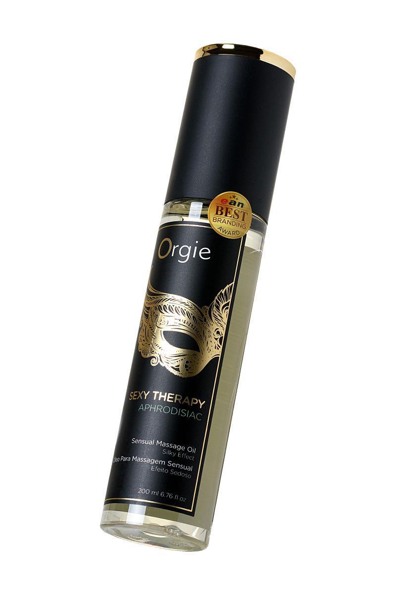 Минеральное массажное масло Orgie Sexy Therapy Afrodisiac (200 мл)
