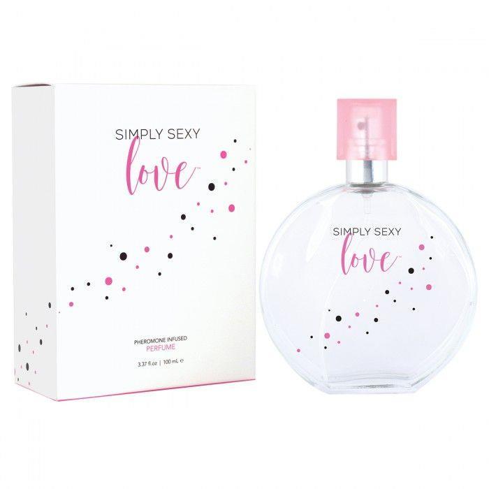 Женские духи с феромонами Perfume Simply Sexy (100 мл)
