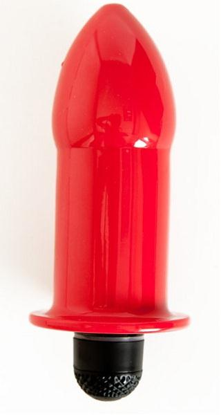 Красная водонепроницаемая вибровтулка (12.5 см)
