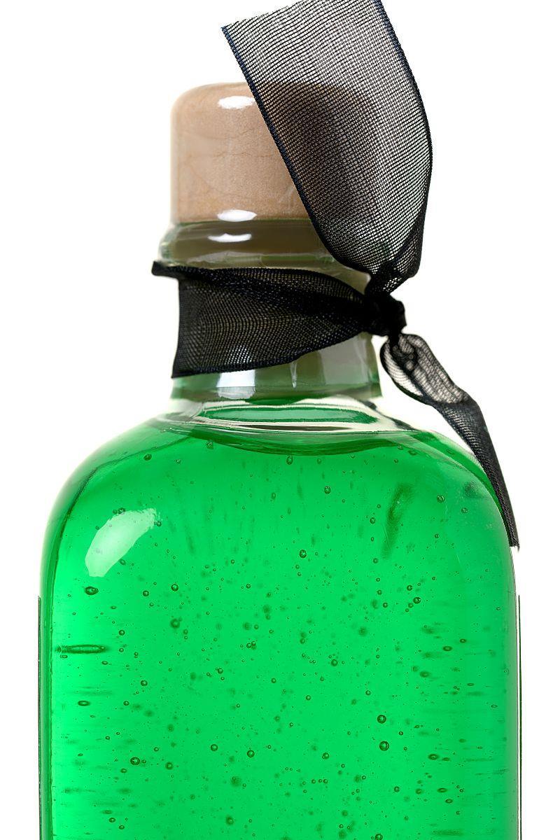 Массажное масло Orgie Lips Massage со вкусом яблока (100 мл)