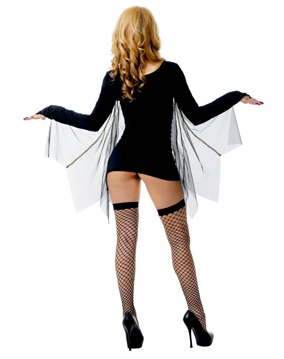 Костюм летучей мыши «Bat Woman»