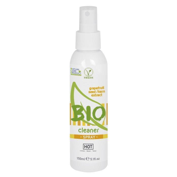 Очищающий спрей Bio Cleaner для ухода и гигиены за игрушками (150 мл)