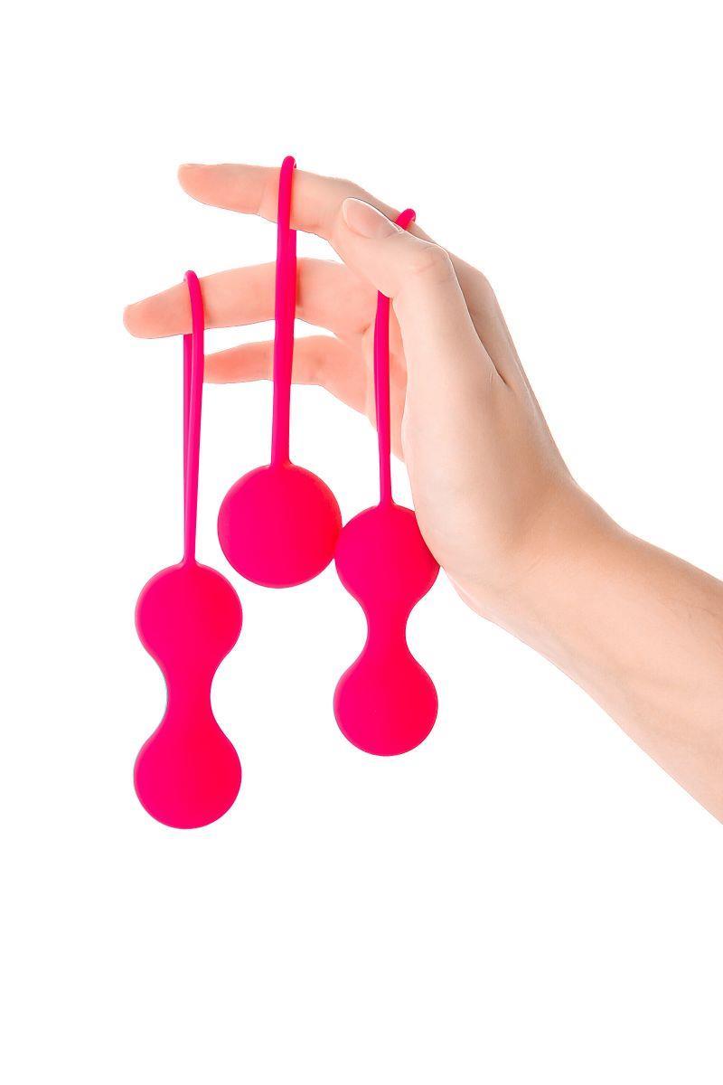 Набор вагинальных шариков различной формы и размера
