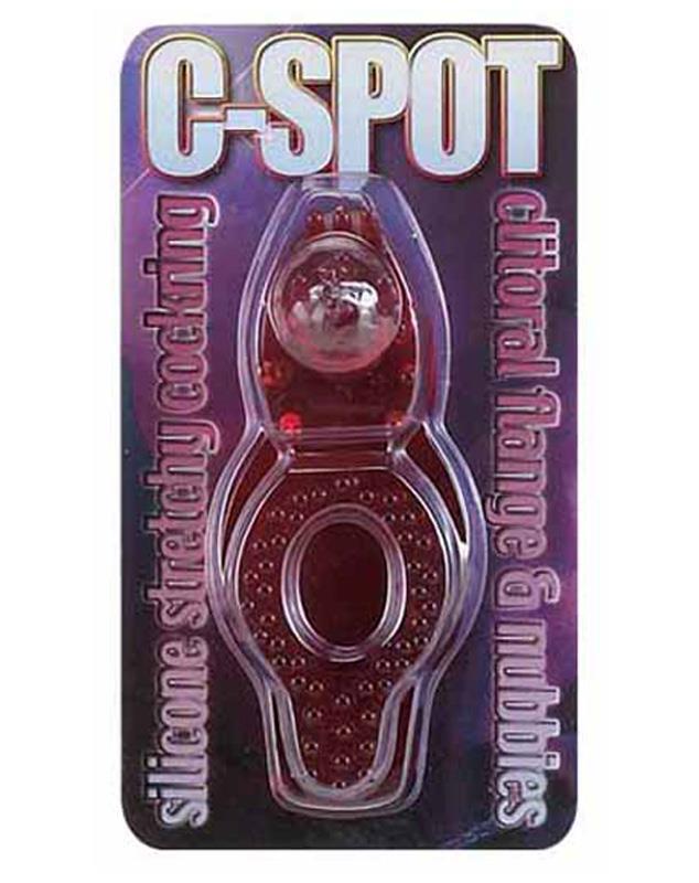 Эрекционное кольцо «C-spot»