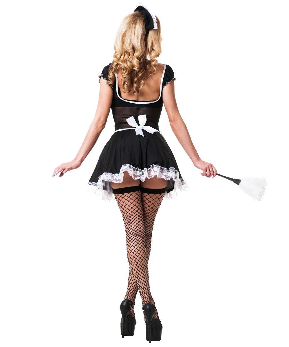 Ролевой костюм горничной