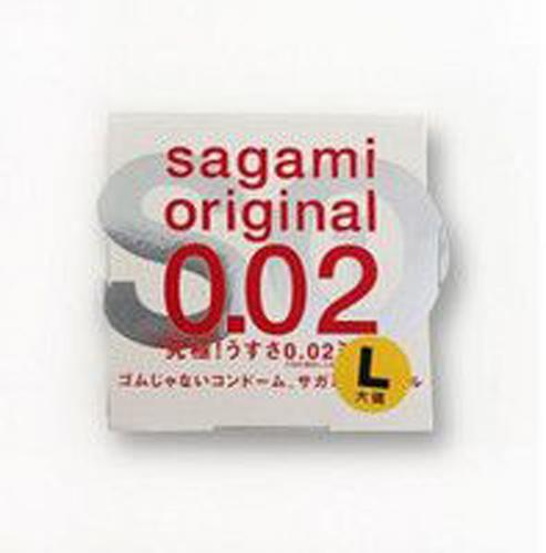 Презерватив увеличенного размера Sagami Original L-size (1 шт)