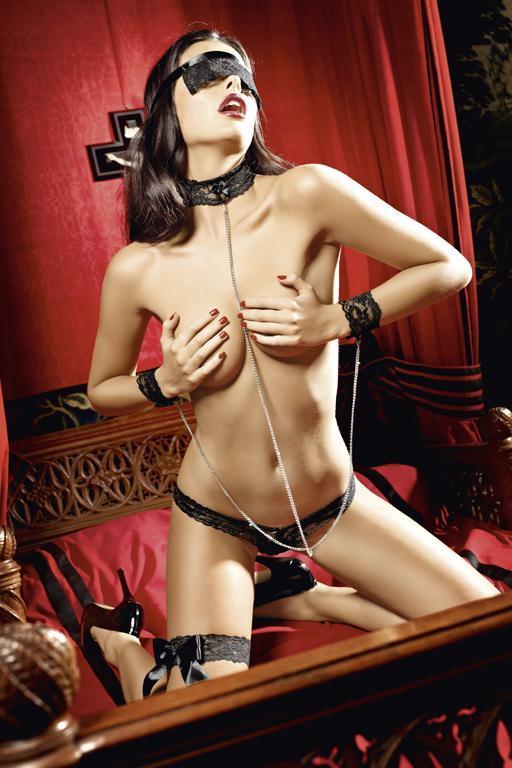 Игровой костюм Покорная раба