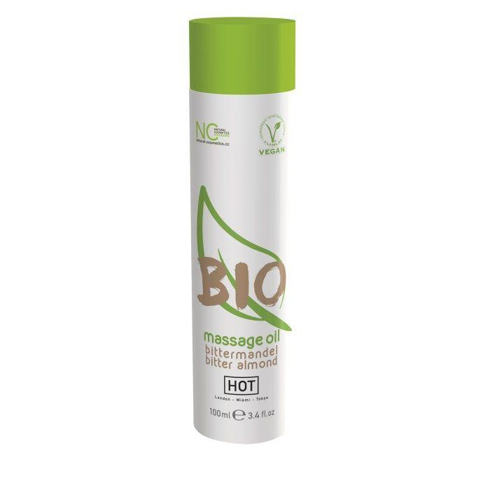 Массажное масло BIO Massage Oil - Bitter Almond с ароматом миндаля (100 мл)
