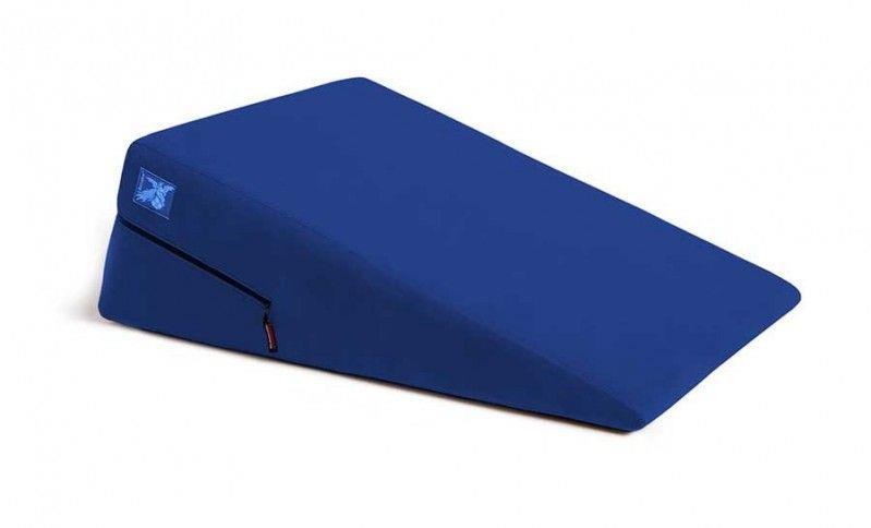 Синяя подушка для любви Liberator Retail Ramp