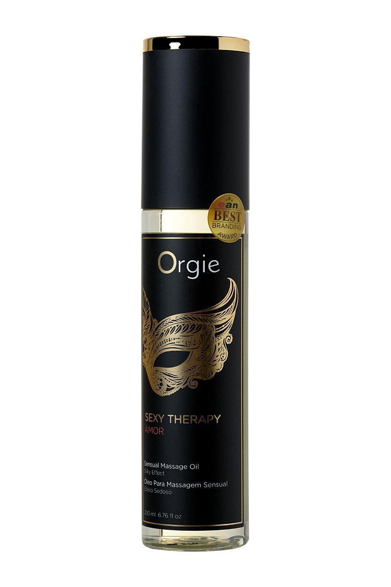 Минеральное массажное масло Orgie Sexy Therapy Amor (200 мл)
