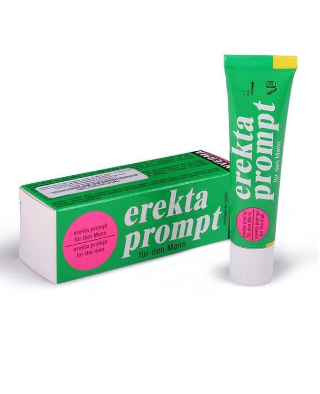 Крем для стимуляции потенции Erekta Prompt (13 мл)