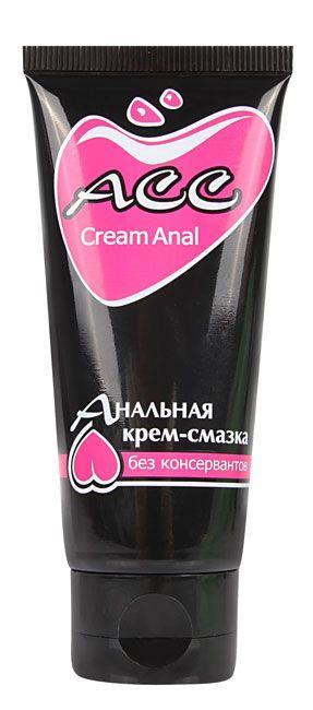 Анальная крем-смазка Creamanal АСС (50 мл)