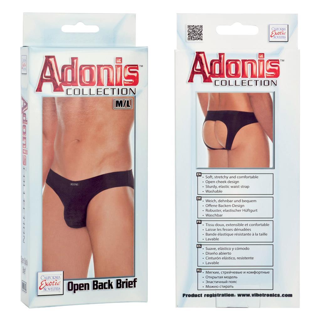 Мужские трусы Adonis Open Back Brief M/L