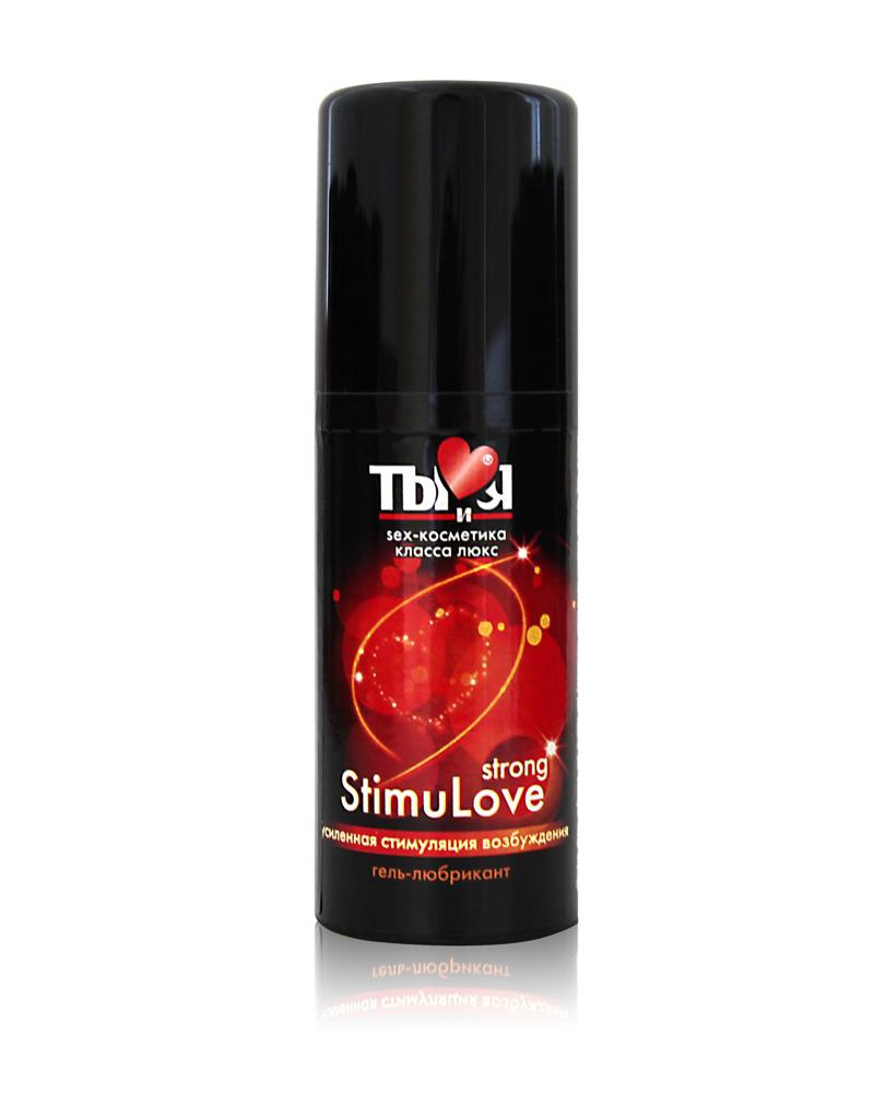 Гель-лубрикант StimuLove strong для усиленной стимуляции возбуждения (50 гр)