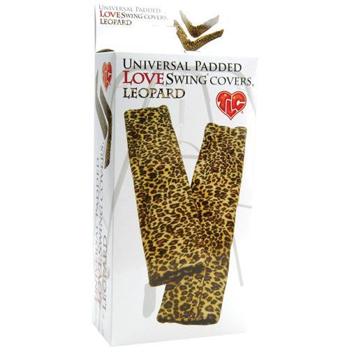 Леопардовые чехлы для секс-качелей «LoveSwing Cover»