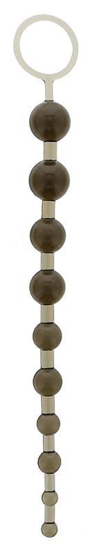 Дымчатая анальная цепочка (26,7 см)