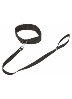 Ошейник Bondage Collection Collar and Leash (One Size)